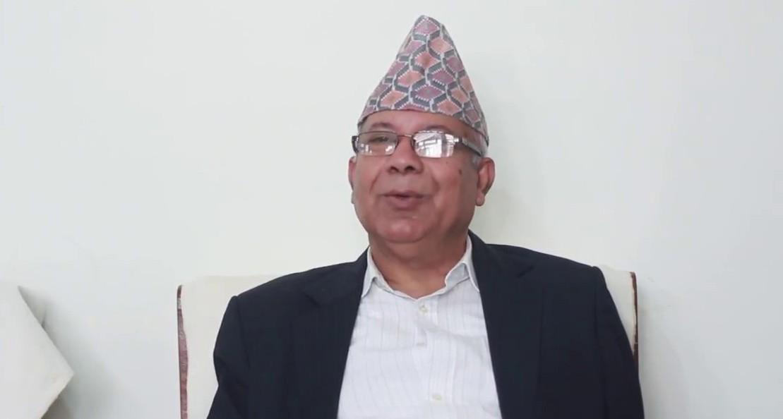 माधव नेपाललाई नयाँ 'ललिपप' : अबको राष्ट्रपति बनाउने खेल !