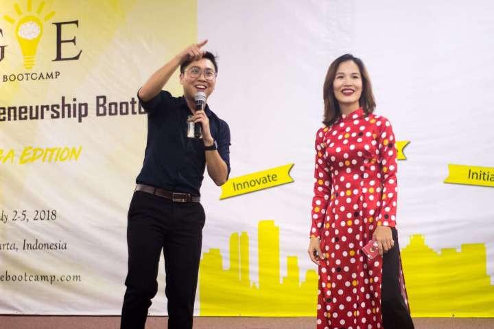 Global Entrepreneurship Bootcamp Mega Edition In Jakarta