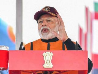 भारतीय प्रधानमन्त्री नरेन्द्र मोदीले दिए नेपाललाई संविधान दिवसको शुभकामना