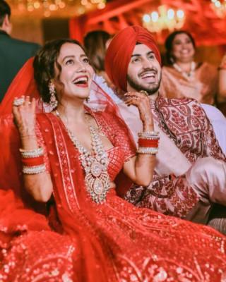 नेहा कक्कर–रोहन विवाह, हेर्नुहोस् तस्बिरमा