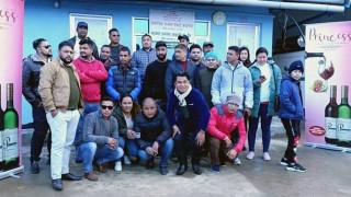 काठमाण्डौका किवी वाइनको डिलरलाई धनकुटामा फ्याक्ट्री भिजिट